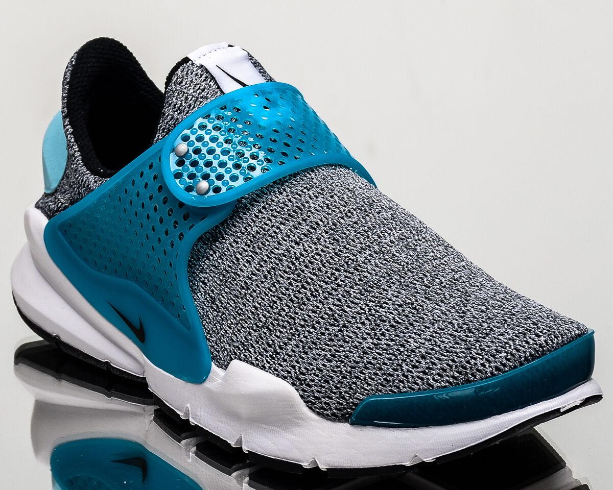 Nike Wmns Sock Dart se Femmes Lifestyle Baskets Neuf Noir Bleu 862412-002