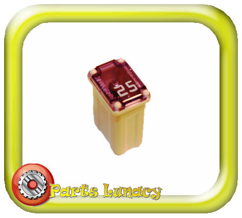 25 Amp Cream MJC Fusible Automotive Fuse Link FOR 2015 On Ford Ranger PXII PX2