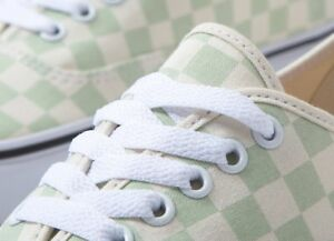 Vans Chaussures Vert Blanches Off The Hommes Damier 9 Wall Authentique Ambrosia rSr0wxgB