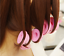 10x-Silicone-Magic-Hair-Curlers-Formers-Styling-Rollers-No-Clip-DIY-Curling-Tool miniature 4