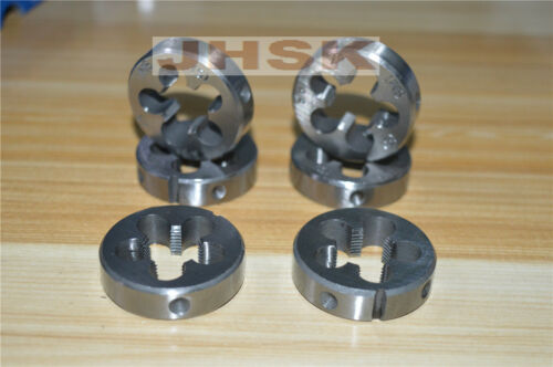 """5//8/"""" 24 Right hand Thread Die 5//8-24 TPI  Superior quality  38mm  CNC"""