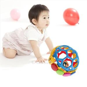 Baby Einstein Flexible Bendy Ball Rattle Toy for Babies Educational Toys H