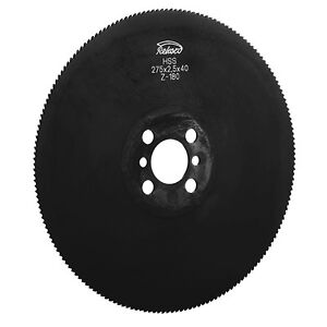 Metall-Kreiss/ägeblatt Hss DMO5 250 x 2,0 x 32 mm 128 Z/ähne S/ägeblatt Kreiss/ägeblatt Metalls/ägeblatt