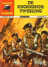 COMMANDO CLASSICS 03 - DE KNOKKENDE TWEELING (1973)