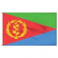 Eritrea Nylon Flag 4'x6'