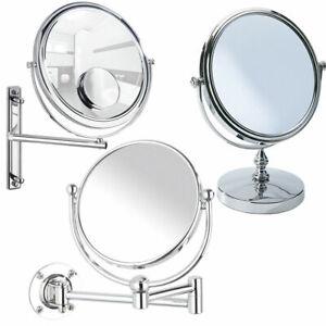 WENKO-Kosmetikspiegel-Schminkspiegel-Badspiegel-Wandspiegel-Standspiegel-B-Ware
