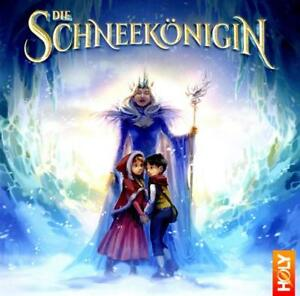 DIE-SCHNEEKONIGIN-HOLY-KLASSIKER-34-CD-NEW-HOLY-DAVID-JURGENSEN-DIRK