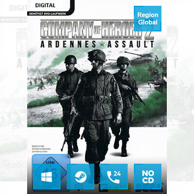 s l400 - Company of Heroes 2 Ardennes Assault for PC Game Steam Key Region Free