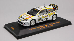 Ford-RS-WRC-46-Focus-Valentino-Rossi-Monza-Rally-2006-1-43-Model-IXO-MODEL