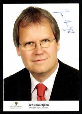 Jens Bullerjahn Autogrammkarte Original Signiert ## 36820