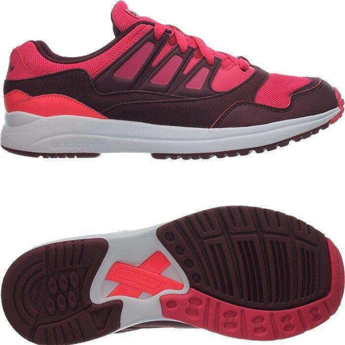 Adidas Torsion zapatillas Allegra W mujer zapatos zapatillas Torsion Rosa/burgundy 743855
