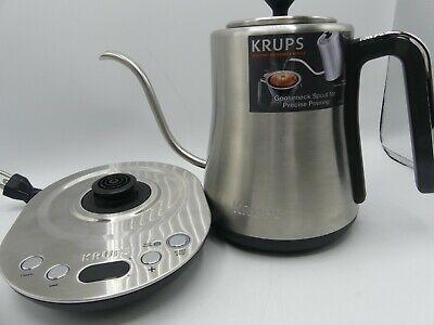 Krups Electric Gooseneck Kettle In