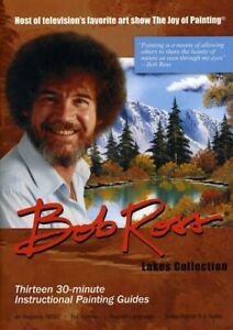BOB-ROSS-JOY-OF-PAINTING-SERIES-LAKES-NEW-DVD