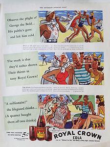 1939-RC-Royal-Crown-Cola-Lifeguard-Soda-Color-Original-Ad