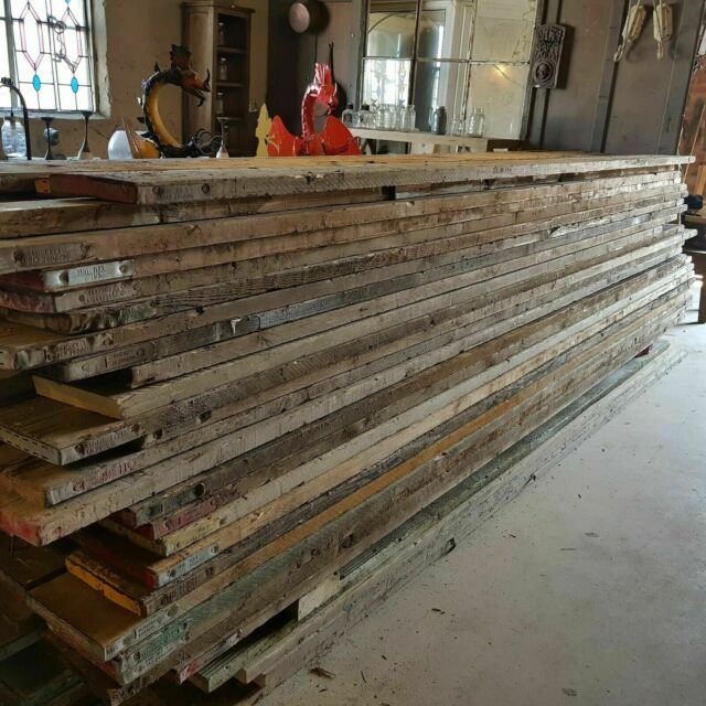 Used 7ft scaffold boards