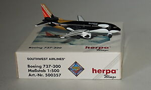 HERPA-WINGS-500357-Boeing-737-3h4-Southwest-Airlines-shamu-5-versione-in-1-500