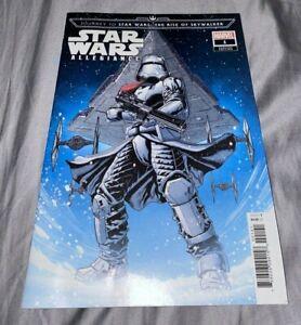 Star Wars Journey To Rise Of Skywalker Allegiance 1 Target Variant Marvel Read Ebay