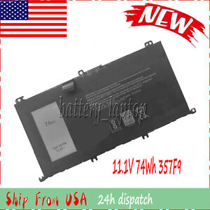 Inspiron-5576-5577-7557-7559-7566-7567-74Wh-6-Cell-Battery-357F9-71JF4-0GFJ6