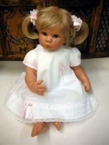 Will-039-beth-NWT-Preemie-Baby-Girl-Sweet-Dress-Set-Lace-Sz00