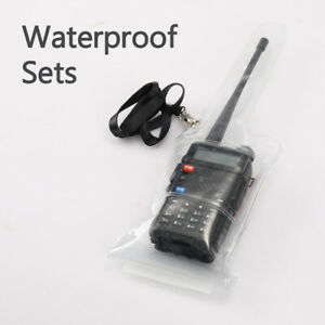 1x-Waterproof-Radio-Set-Case-Bag-for-Two-way-Radio-Baofeng-UV5R-UV5RA-888s-Yaesu