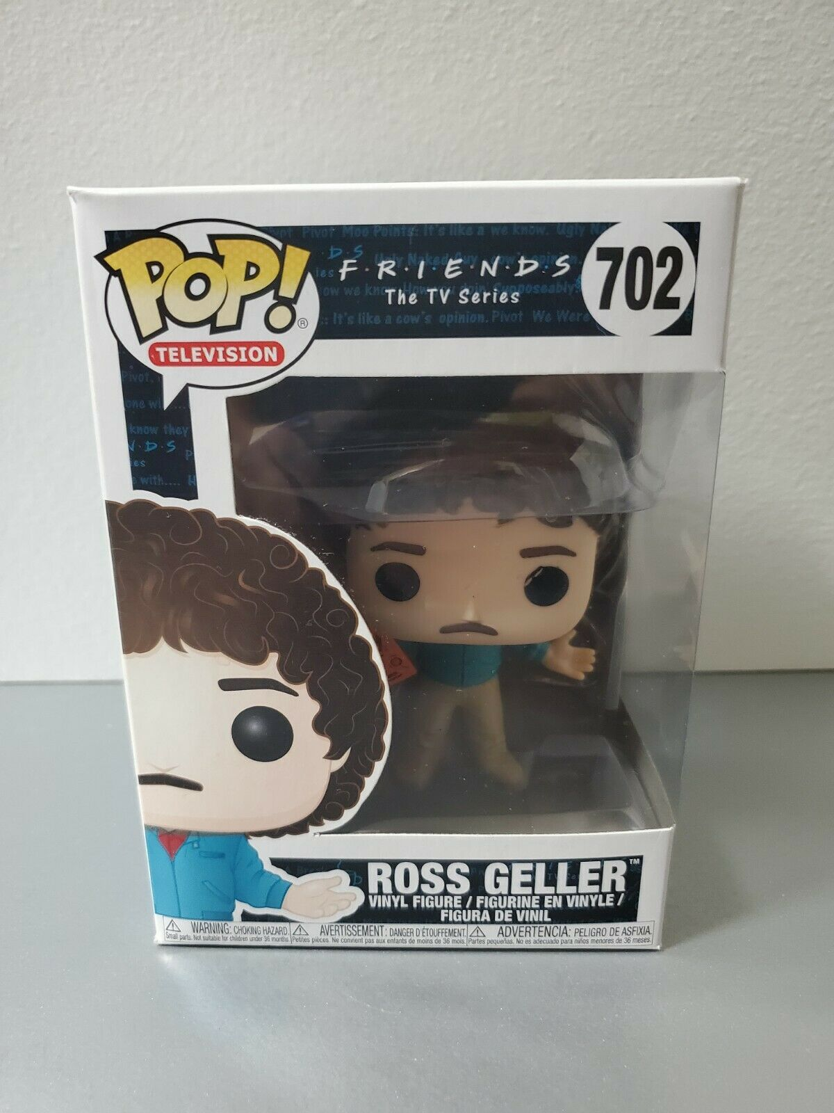 Funko Pop! Friends Ross Geller #702
