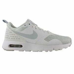 Details zu Womens Nike Air Max Tavas GS Neu White Platinum Gr:36,5 Kinder 90 95 97 Schuhe