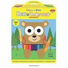 Color and Draw Bear in Underwear Activity Kit: Includes Activity Book, Crayons, and Stickers in a Carryall Case! by Todd H. Doodler (Hardback, 2014)