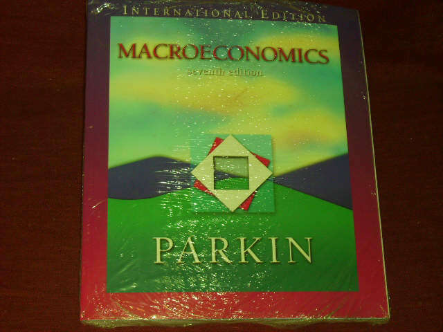 Parkin, Michael Macroeconomics with MyEconLab Student Access Kit