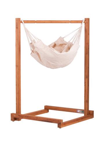 Yayita bio-babyhängemattenset la siesta soporte set