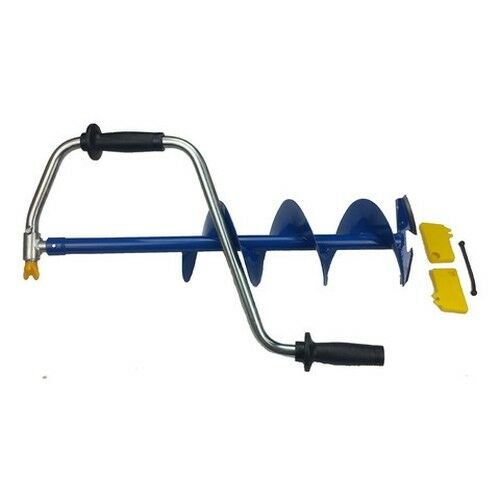 HT Nero Folding & Telescopic RussianMade Hand Ice Auger