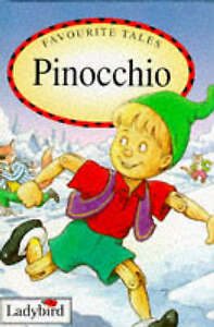 034-AS-NEW-034-Pinocchio-Ladybird-Favourite-Tales-Collodi-Carlo-Book