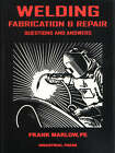 Welding Fabrication and Repair by Frank M. Marlow (Paperback, 2002)