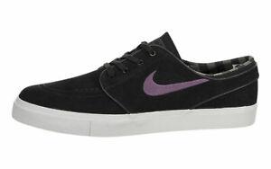 dobrze znany Hurt lepszy Details about Nike SB Zoom Stefan Janoski Black/Pro Purple (333824-066)  Size 8
