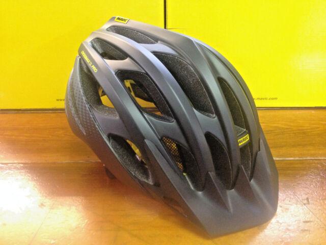 Mavic Crossmax SL Pro Black//Yellow Mavic MTB Cycling Helmet