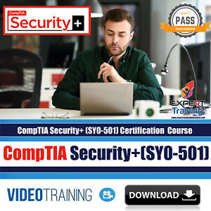 Details about CompTIA Security+ (SY0-501) Exam 20 Hours Video Training  Course DOWNLOAD