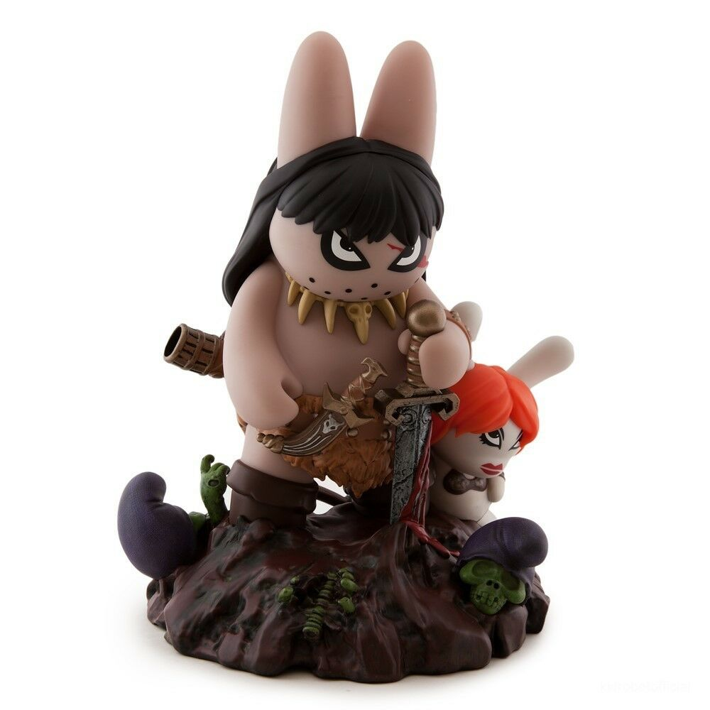 Frank Frazetta - Conan the Barbarian Labbit - KidRobot