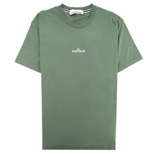 Stone Island 2NS84 Drone Two T-shirt Olive V0058