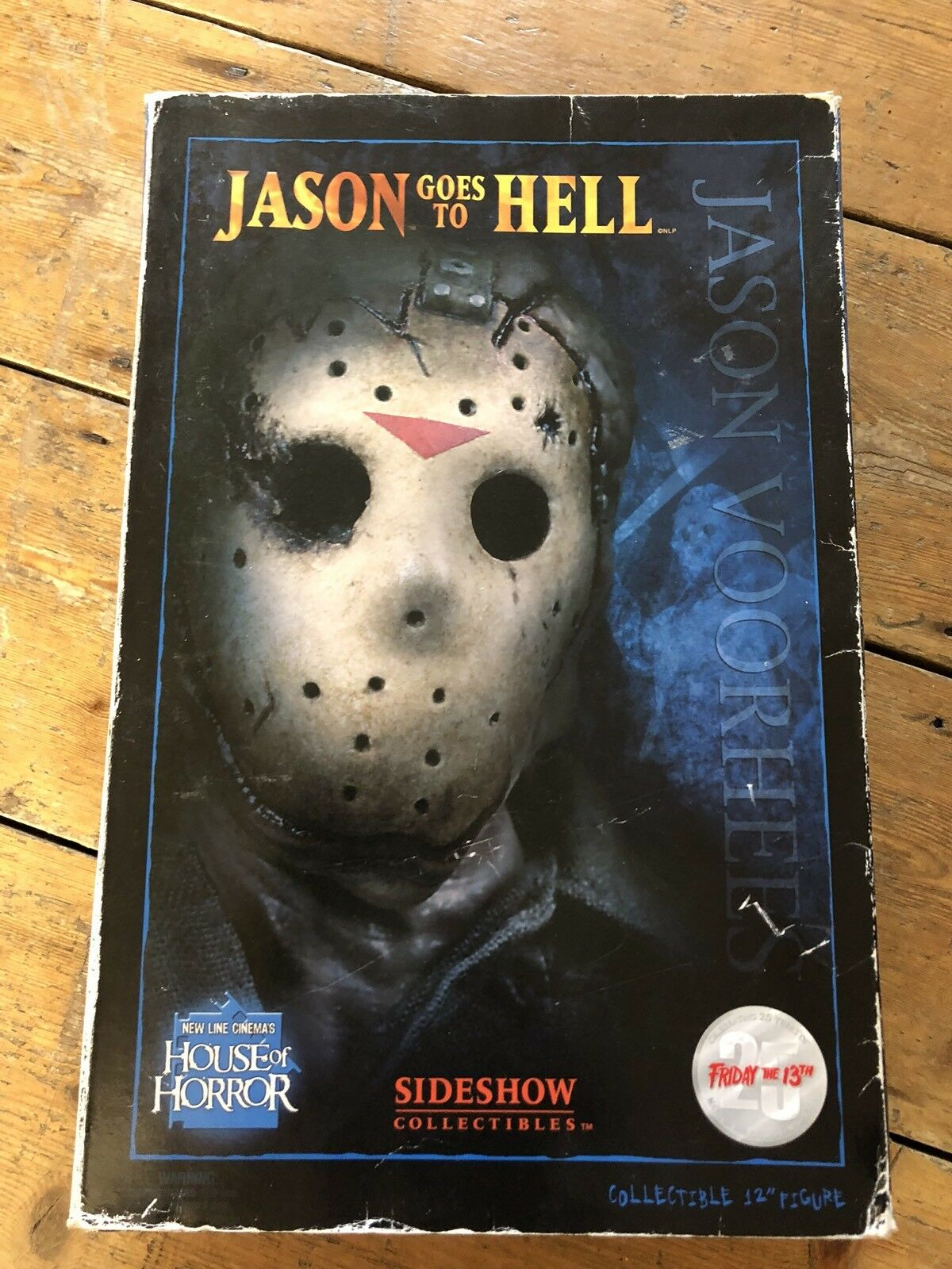 Sideshow Friday The 13 Jason Goes To Hell  Jason Voorhees  AFSSC56