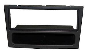 Adaptateur-Autoradio-Facade-Cadre-1DIN-noir-mat-pour-Opel-Astra-H-Antara-Tigra