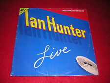 Ian Hunter Live, Welcome to the Club, 2 Vinyl LP Set 1980, Chrysalis 6685048