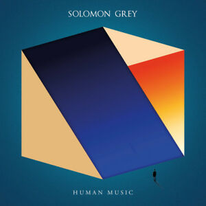 SOLOMON-GREY-Human-Music-2017-11-track-vinyl-LP-album-NEW-SEALED