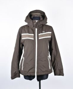 Helly-Hansen-Capucha-Impermeable-Mujer-Chaqueta-Talla-L