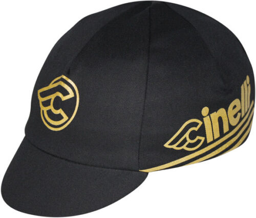 Pace Sportswear Cinelli Gold One Size Black