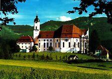 Die Wies , Wallfahrtskirche ,Ansichtskarte, ungelaufen