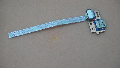 Dell Inspiron 17 5770 Optical Drive Connector Interposer Board+CABLE CHA01 F8C12