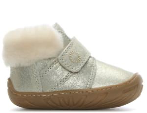 970598fa174 Details about Toddler Girls Genuine UGG Australia Boots - Jorgen Sizes UK  Baby 4 & 6 BNIB Gift