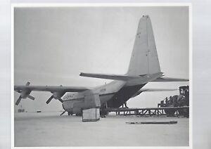 Alaska Airlines From Press Kit Hercules Cargo Plane 8 Quot X