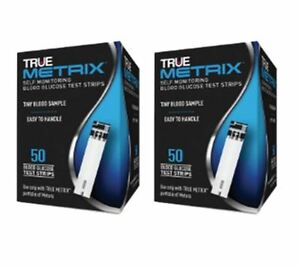 True-Metrix-Blood-Glucose-100-Test-Strips