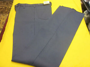 YOUTH BLUE LONG PANTS SIZE 36 WAIST 36 ( MADE IN U.S.A. )