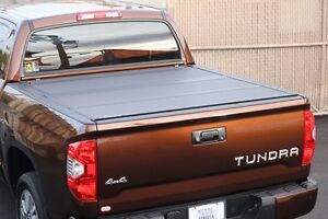 Tundra Bed Cover >> Bakflip Mx4 Tonneau Cover Fits 2007 2019 Toyota Tundra Crew Max 5 6
